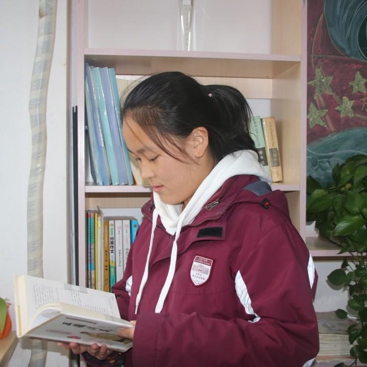 【西斯达最美少年·学习之星】业精于勤 行成于思——西斯达城市森林学校初中部八五班李芊漪