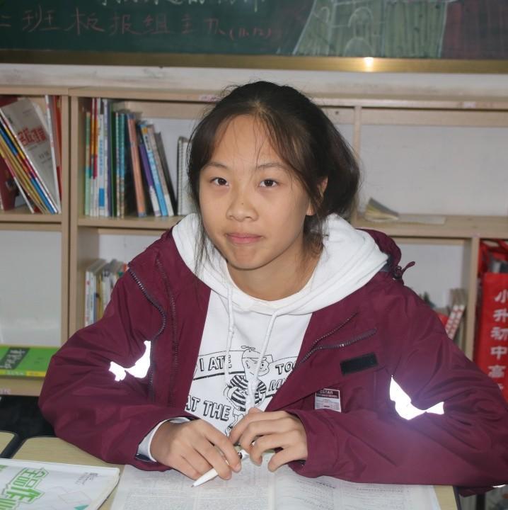 【西斯达最美少年·学习之星】博观约取 厚积薄发——西斯达城市森林学校初中部八二班苏琪钰